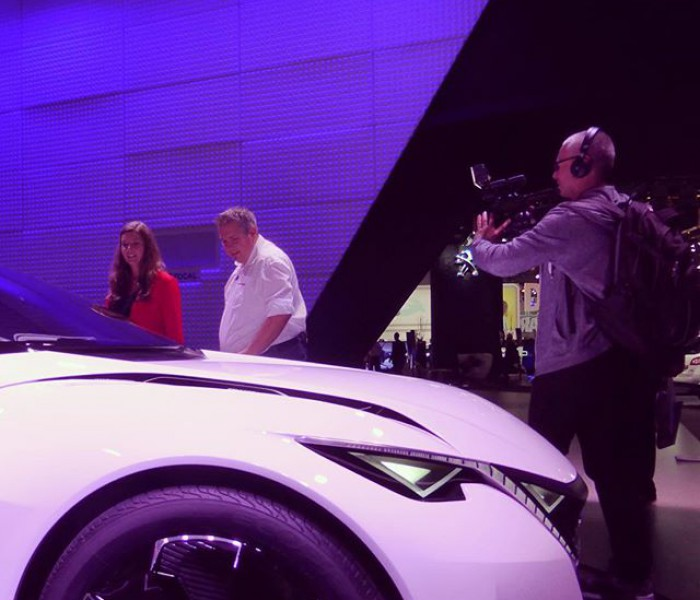 IAA 2015 – Making of