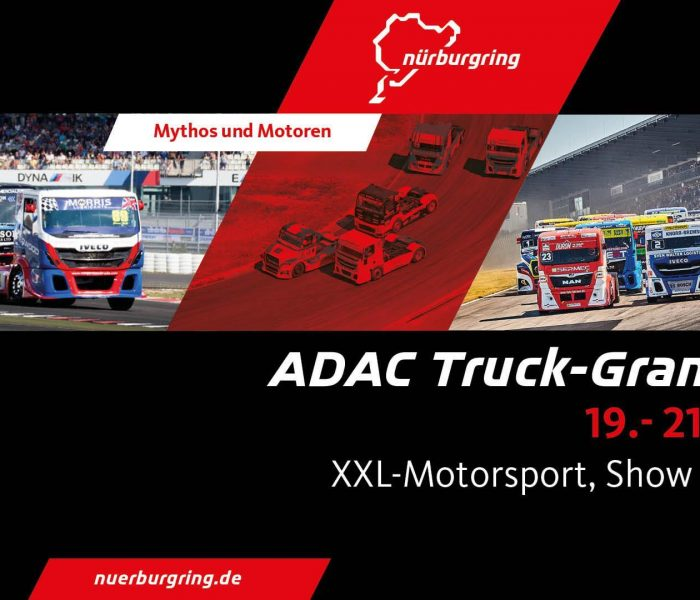 MD.ON TOUR – 34. Internationaler ADAC Truck-Grand-Prix 2019